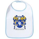 Echeverria Coat of Arms Bib