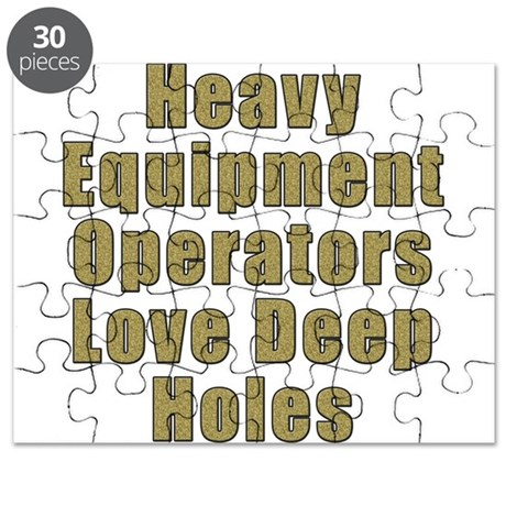 Hole Lovers Puzzle
