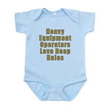Hole Lovers Infant Bodysuit