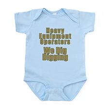 Digging Digging Infant Bodysuit