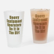Doin' it Drinking Glass