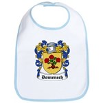 Domenech Coat of Arms Bib