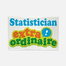 Statistician Extraordinaire Rectangle Magnet