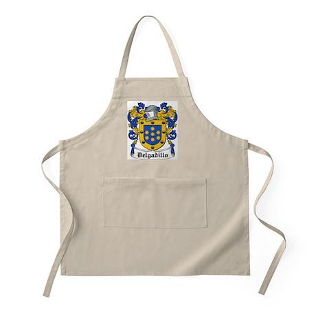 Delgadillo Coat of Arms BBQ Apron