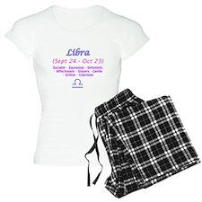 Libra Description Pajamas