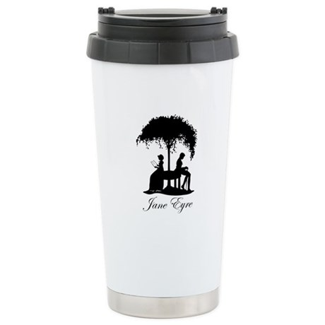 Jane Eyre Stainless Steel Travel Mug