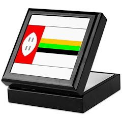 Kwazula Keepsake Box