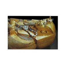 King Tut Coffin Magnet