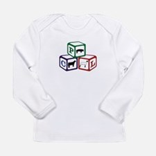 Baby Blocks CPL Long Sleeve T-Shirt