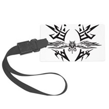 Eagle Tattoo Luggage Tag