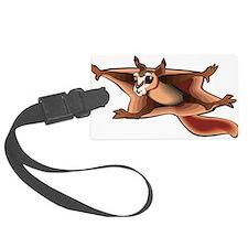 Flying Squirrel Luggage Tag