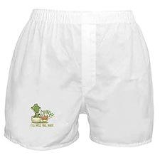 Crikey. Crocodile Hunter Boxer Shorts