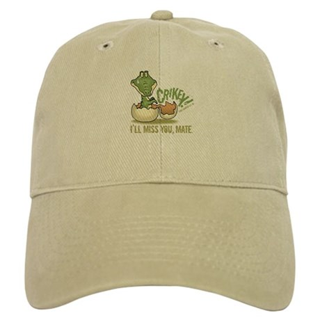 Crikey. Crocodile Hunter Cap