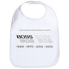 Mustang Boss 302 Bib
