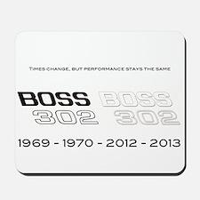 Mustang Boss 302 Mousepad