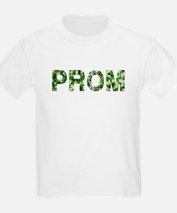 Prom, Vintage Camo, T-Shirt