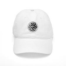 Bear & Fish Native American Design Baseball Baseball Cap