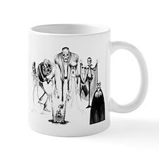 Classic movie monsters Mug