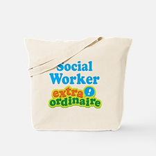 Social Worker Extraordinaire Tote Bag