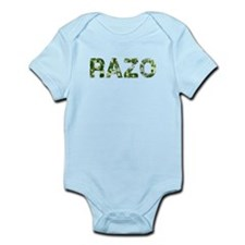 Razo, Vintage Camo, Infant Bodysuit