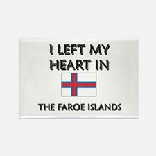 I Left My Heart In The Faroe Islands Rectangle Mag