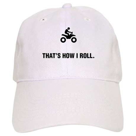 ATV Riding Cap