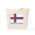 The Faroe Islands Flag Gear Tote Bag