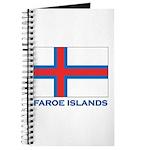 The Faroe Islands Flag Gear Journal