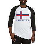The Faroe Islands Flag Gear Baseball Jersey