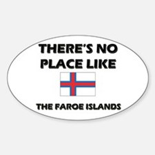 There Is No Place Like The Faroe Islands Decal