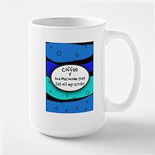 coffee and meconium 5.PNG Mug