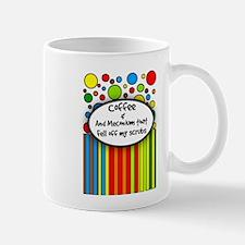 Coffee and Meconium 2.PNG Mug