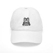 Beaver Native American Design Baseball Cap