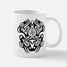 Frog Native American Design Mug