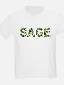 Sage, Vintage Camo, T-Shirt