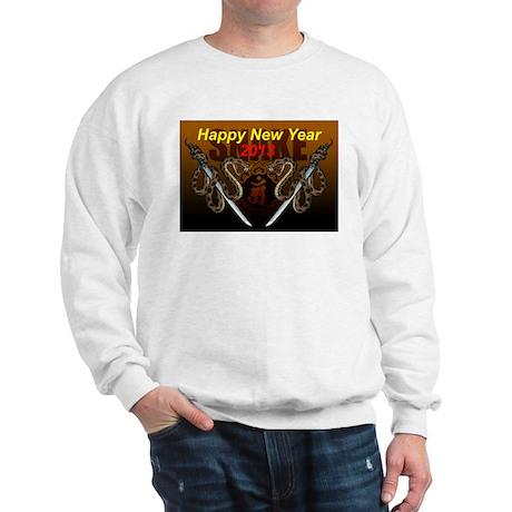 2013snake8 Sweatshirt