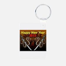 2013snake8 Keychains