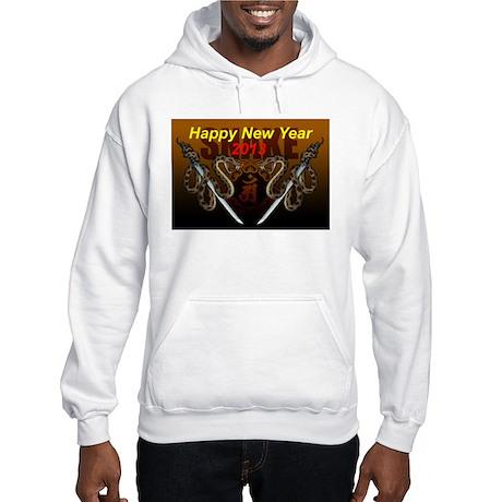 2013snake8 Hooded Sweatshirt