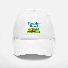 Security Guard Extraordinaire Baseball Baseball Cap