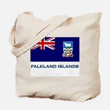 The Falkland Islands Flag Stuff Tote Bag