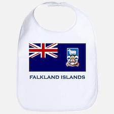 The Falkland Islands Flag Stuff Bib