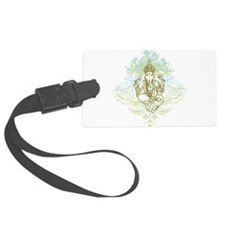 Ganesha Luggage Tag