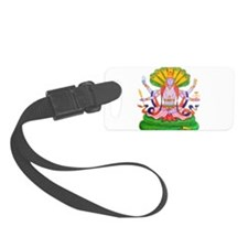Hinduism Vishnu Luggage Tag