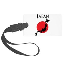 Map Of Japan Luggage Tag