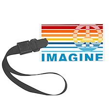 Imagine Peace Luggage Tag