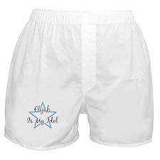 ELIJAH IS MY IDOL Boxer Shorts
