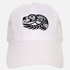 Raven Native American Design Baseball Baseball Cap