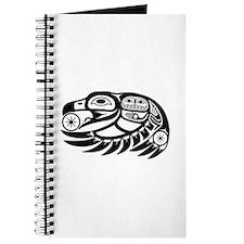 Raven Native American Design Journal