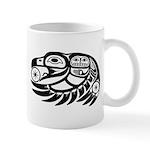 Raven Native American Design Mug
