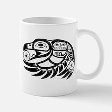 Raven Native American Design Small Small Mug